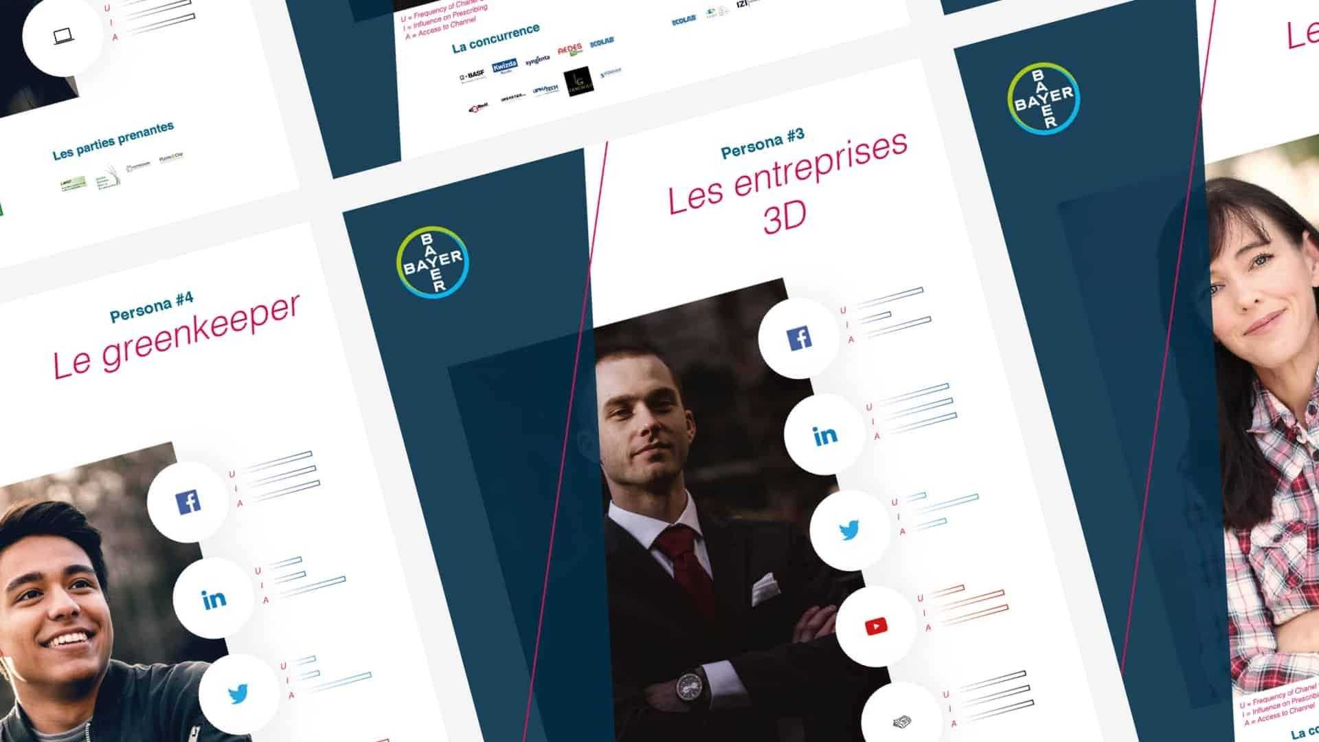 Bayer référence client de l'agence web Digital Cover